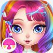Princess Sandy-Hair Salon